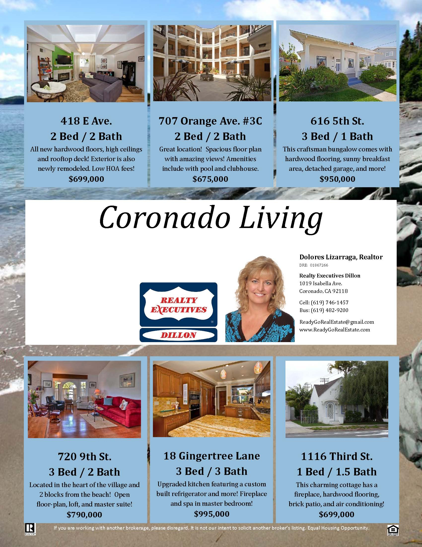 Multiple Listing Flyers | lower case media