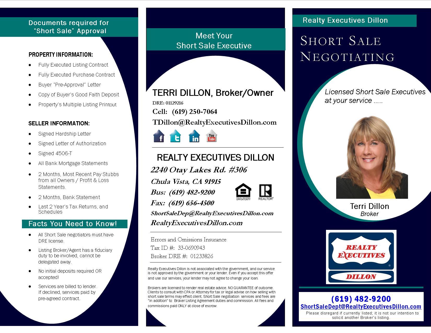 Short Sale Brochure Lower Case Media